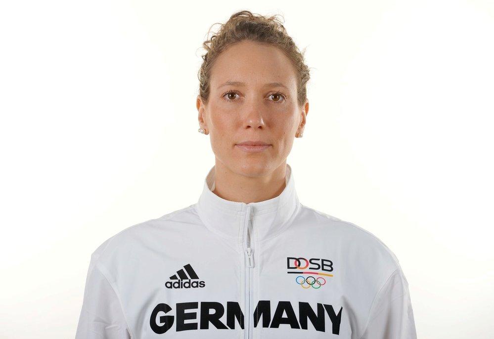 Plavkyně Isabelle Härleová