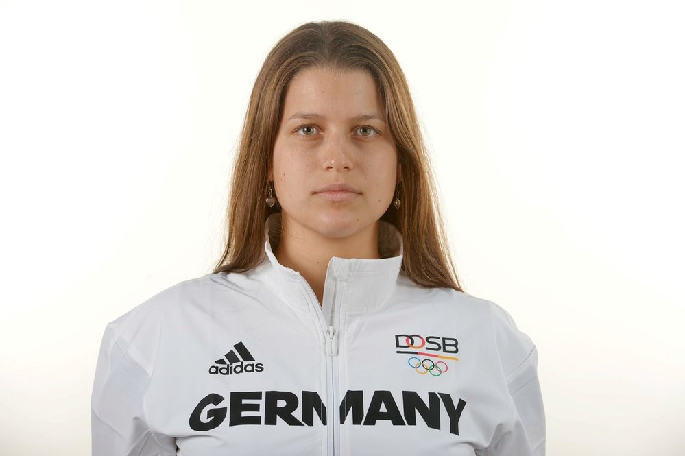 Stolní tenistka Petrissa Soljaová