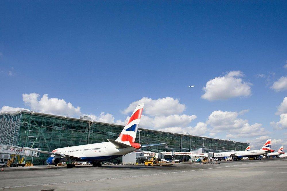 Terminál 5 letiště Heathrow