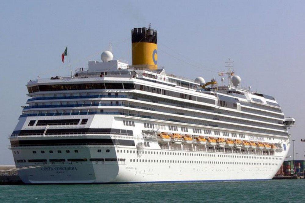 Výletní loď Costa Concordia