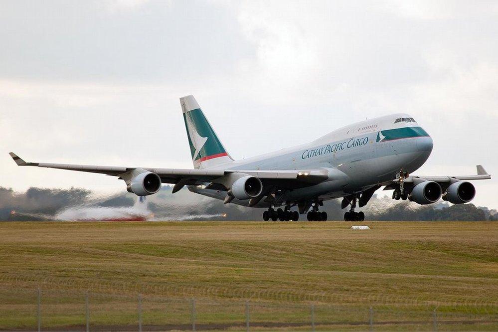 Boeing 747-400F MEL