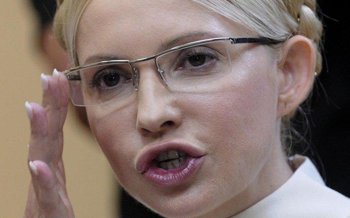 Tymošenková na svém webu denně zveřejňuje několik zpráv o své kauze