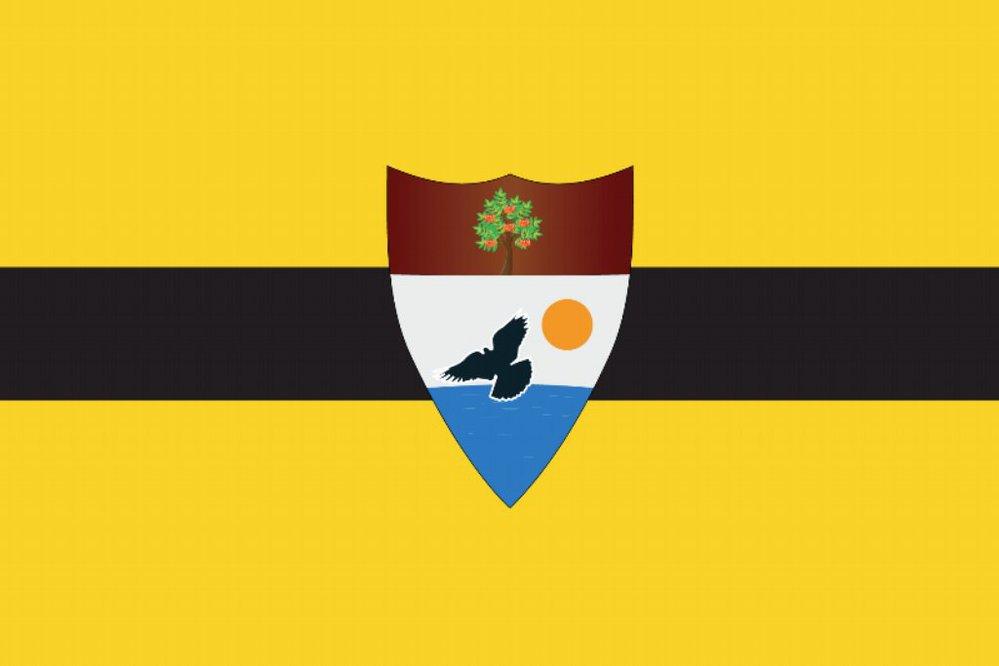 Vlajka státu Liberland