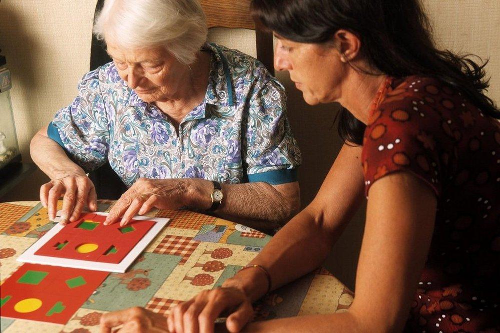 boj s Alzheimerovou nemocí, ilustrační foto