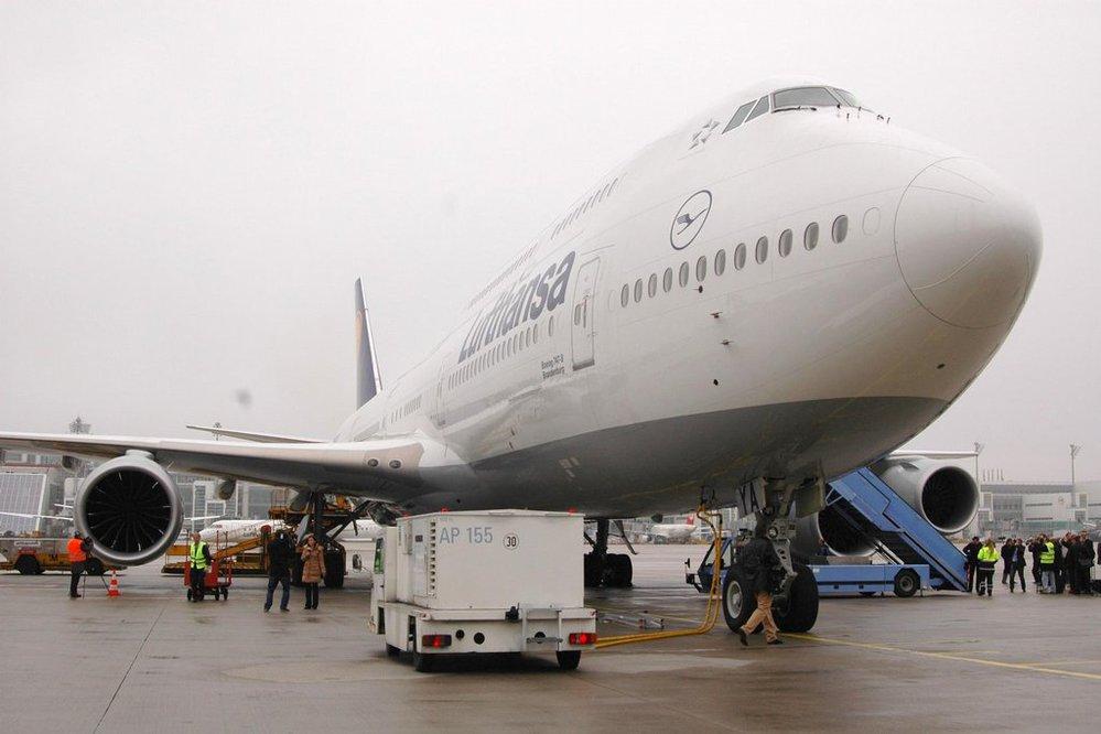 Boeing 747-8 Intencontinental