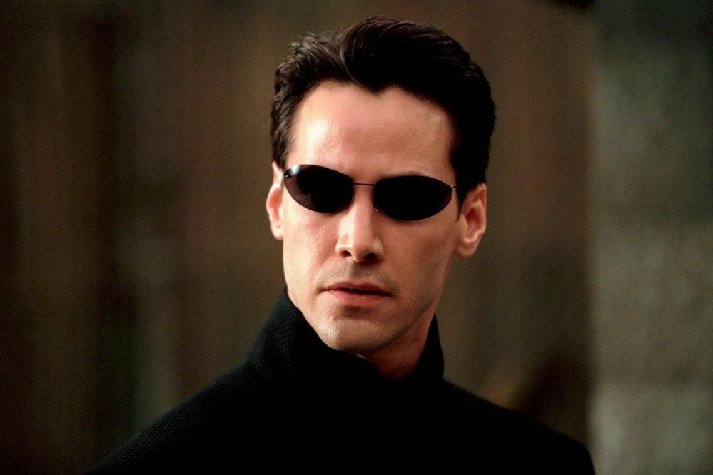 Keanu Reeves v trilogii Matrix