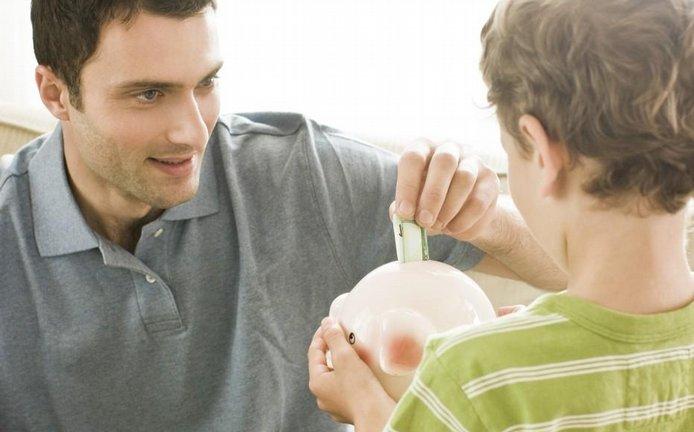 Správně nastavené kapesné naučí děti hospodařit.