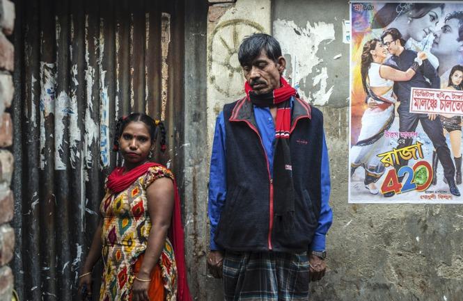 Život uvnitř nevěstince v Bangladéši