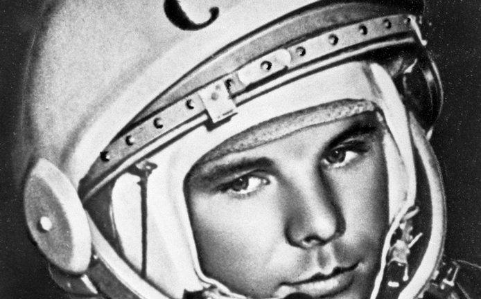 Kosmonaut Jurij Gagarin