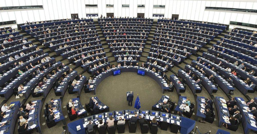 Zasedání Evropského parlamentu