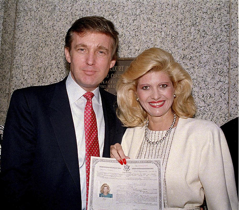 Donald Trump byl podle Ivanky tyran.