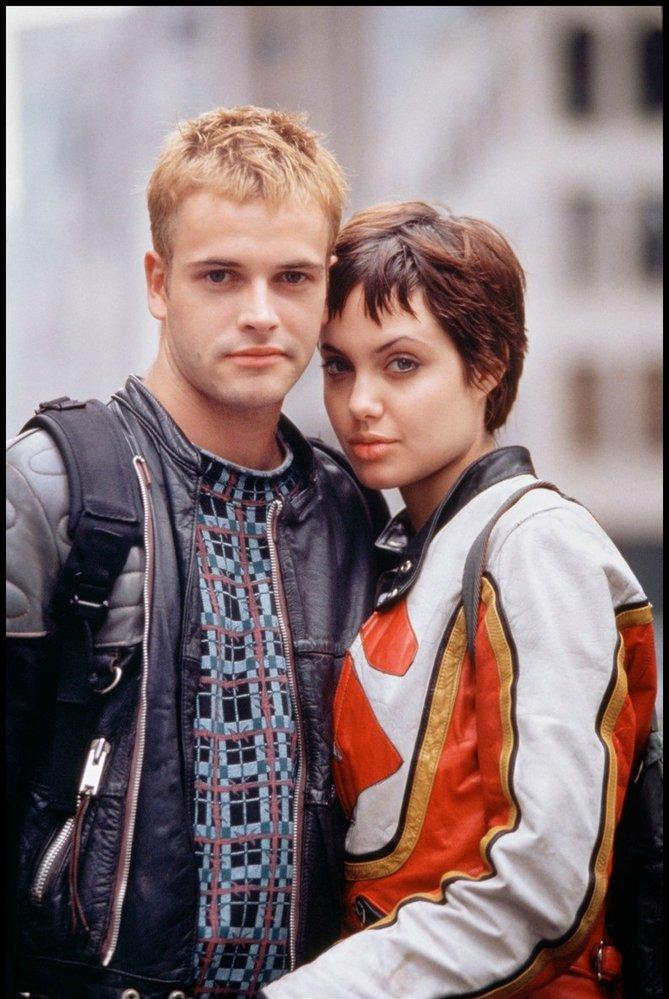 Angelina Jolie a Johnny Lee Miller