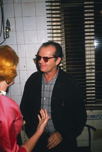 Jack Nicholson na lovu
