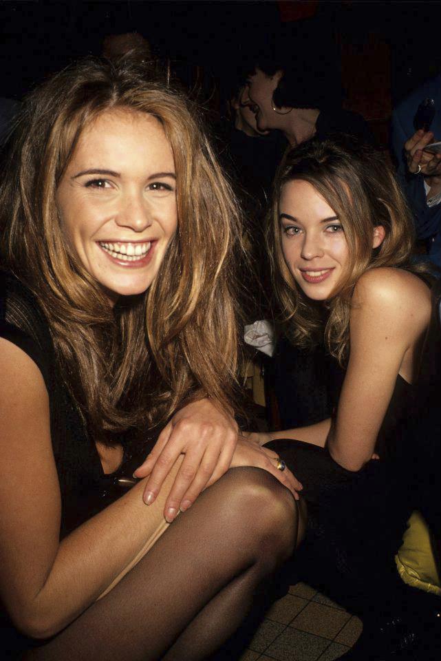 Elle McPherson a Kylie Minogue
