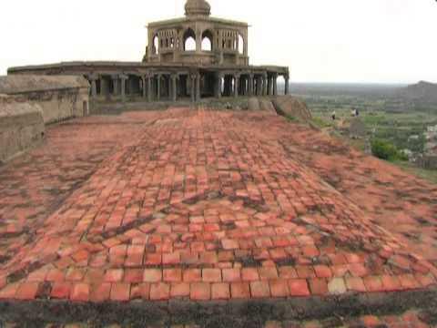 pevnost Gingee, Indie