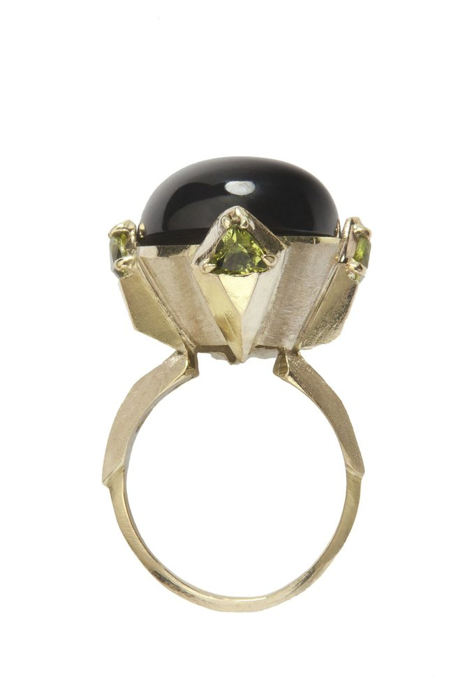 Prsten od prestižní tvůrkyně šperku Jany Prokič.