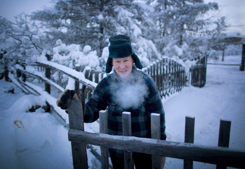 Nejchladnější místo na Zemi: V ruské vesničce Ojmjakon letos naměřili šedesátistupňové mrazy