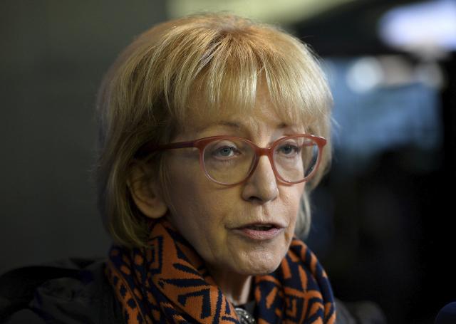 Bývalá ministryně spravedlnosti a poslankyně za ANO Helena Válková by se měla stát šéfkou ústavně-právního výboru poslanecké sněmovny.