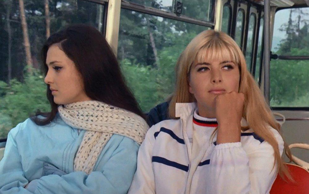 Ivana Zelníčková v roce 1970 ve filmu Pan Tau na horách