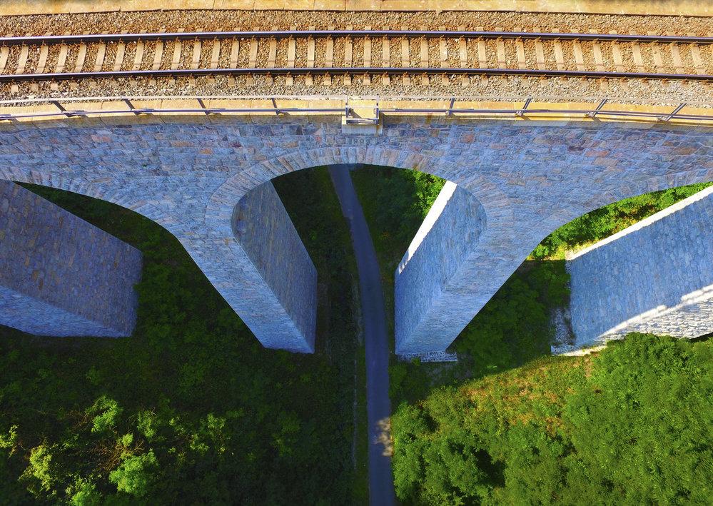 Most v Žampachu
