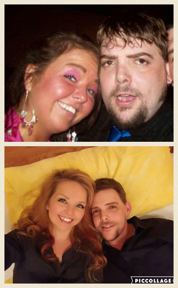 Dva roky, čtyři měsíce a sedmnáct dní společně bez alkoholu.