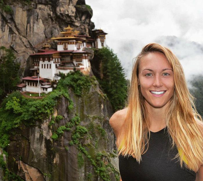 Cassandra De Pecol je na cestě od července 2015