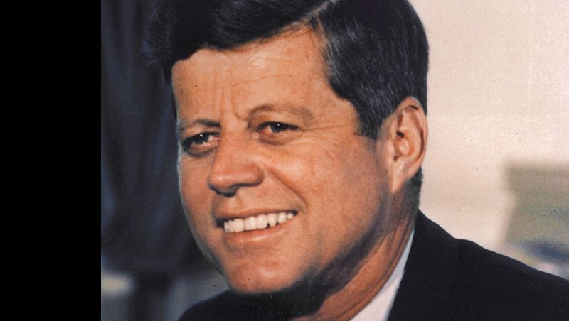 John F. Kennedy, 35. prezident, miloval polévku, a to zejména rybí polévku v Nové Anglii, uvádí Prezidentská knihovna a muzeum Johna F. Kennedyho.