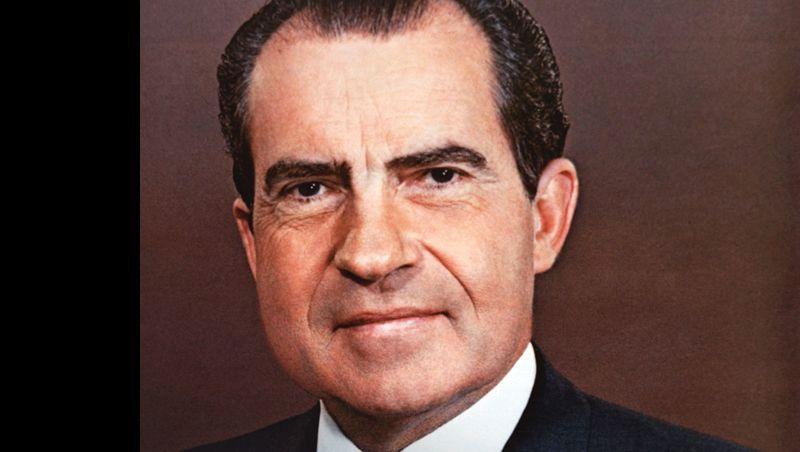 Richard Nixon odstoupil kvůli aféře Watergate dřív, než ho stačili odvolat