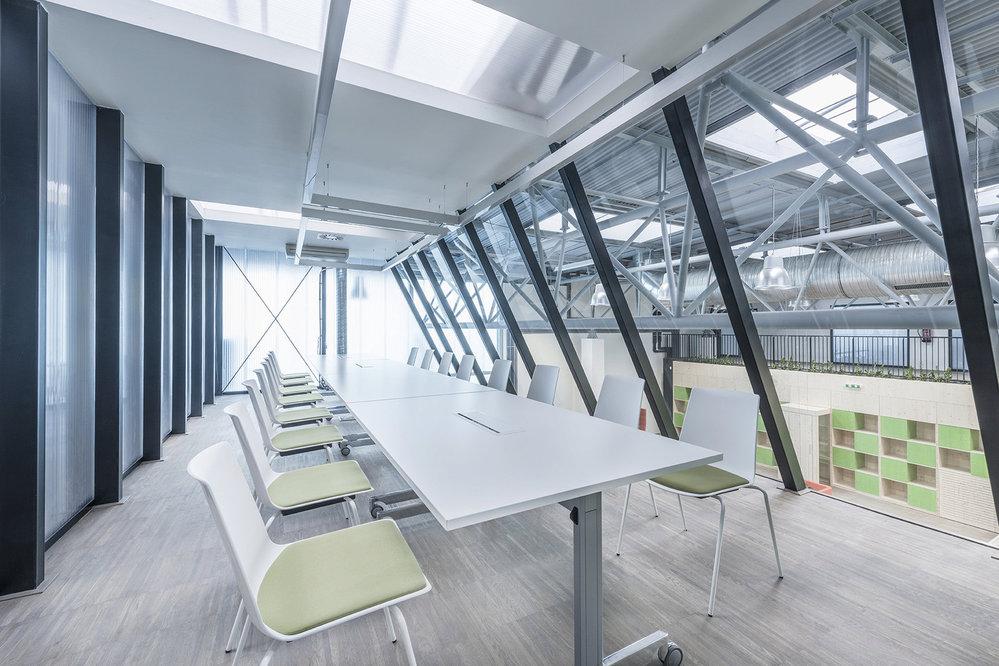 Kanceláře společnosti RegioHub.