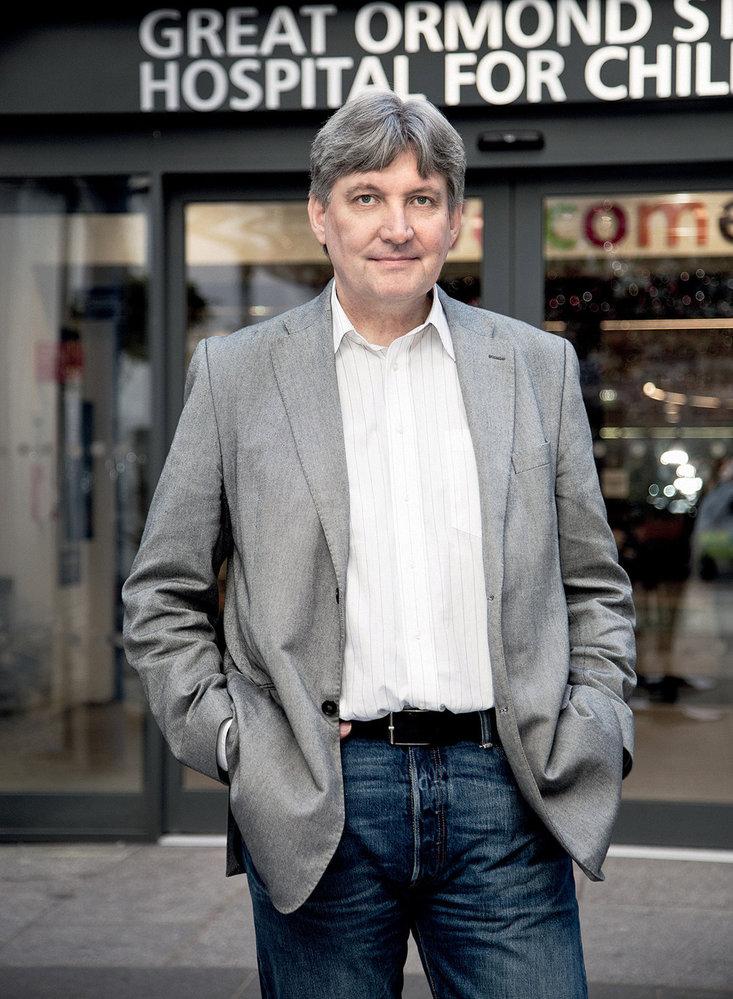 Profesor Jan Marek šéfuje oddělení prenatální a neinvazívní kardiologie londýnské nemocnice GOSH, kde transplantují srdce i půlročním kojencům