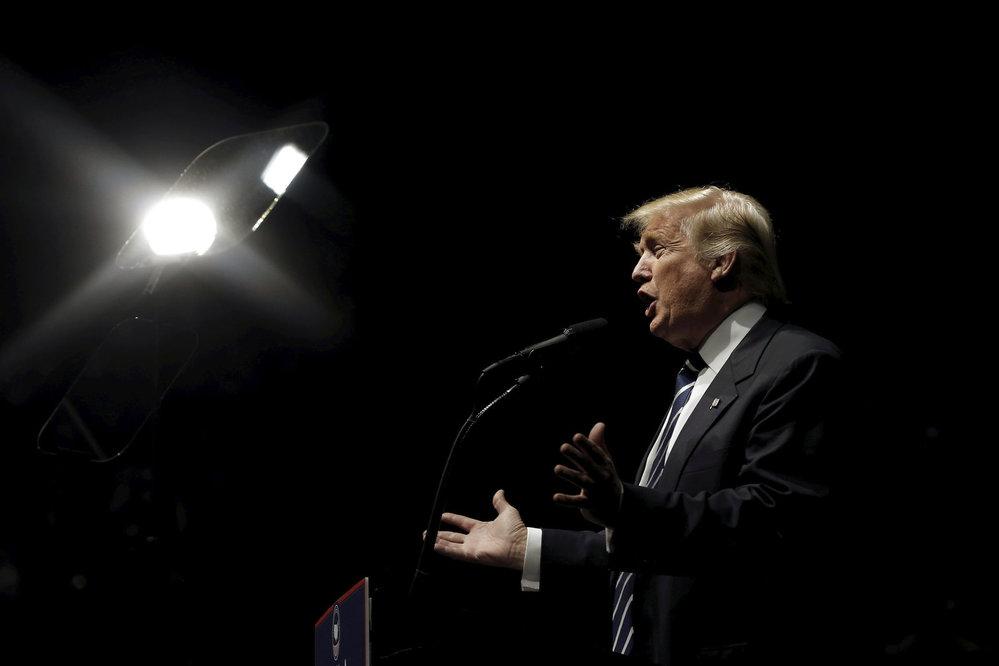 Budoucí americký prezident Donald Trump.