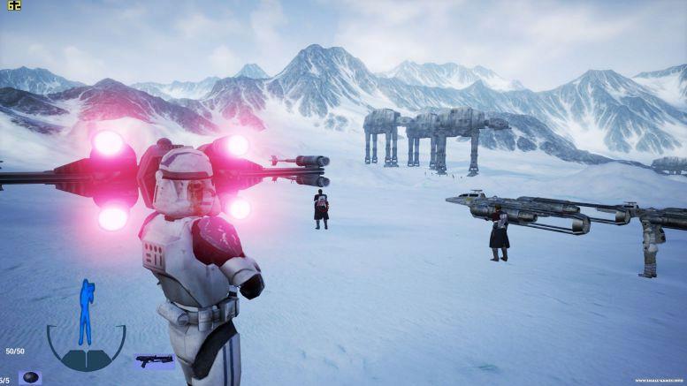 Galaxy in Turmoil: Fandovskou verzi hry Star Wars Battlefron 3 Lucasfilm zakázal