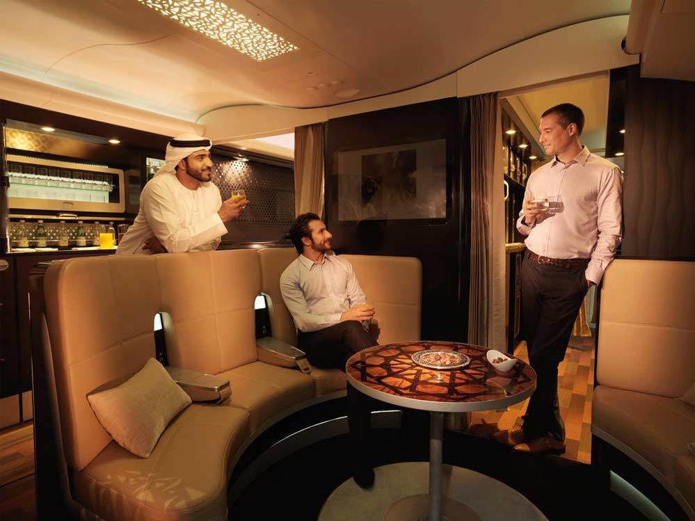 Zakázka pro Etihad Airways. Takhle se lítá v Airbusu A380