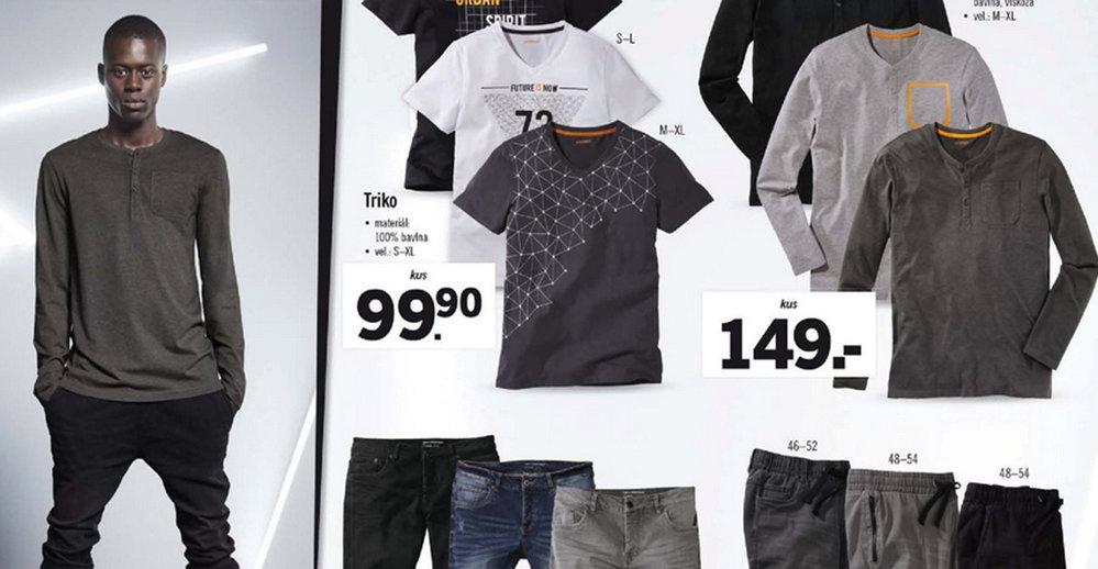 c2336677783 Mámo, oni tam na tom letáku maj' černocha! | Reflex.cz