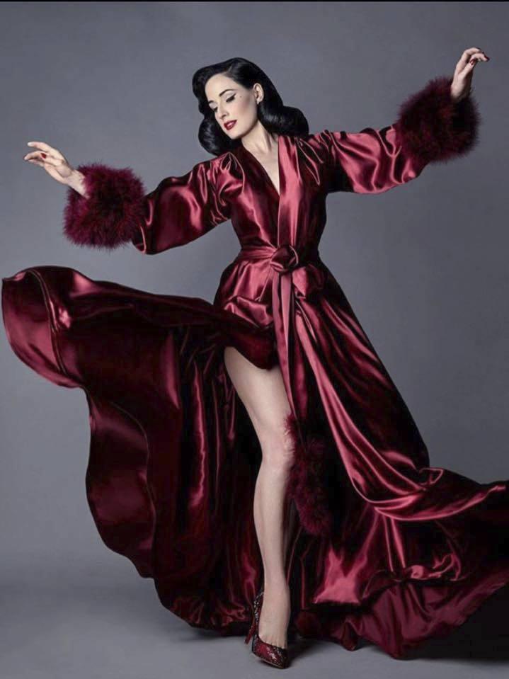 Dita Von Teese je nekorunovanou královnou burlesky