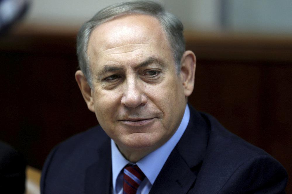 Premiér Netanjahu