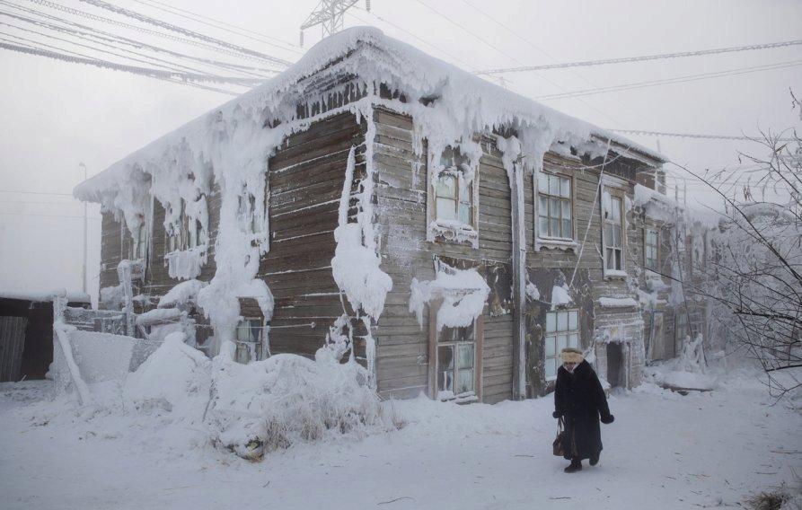Jak se žije v nejchladnějším místě na světě?