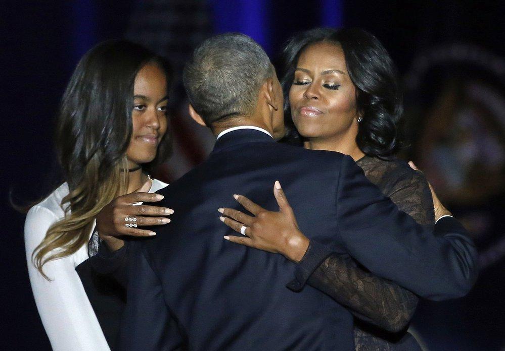 Rodina prezidenta podpořila. Kromě Sashy.