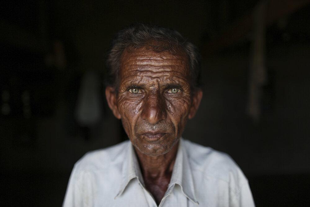Hanja Kharadi (61) zvyk Nata Pratha chválí. Našel si díky němu ženu, která mu porodila 5 dětí.