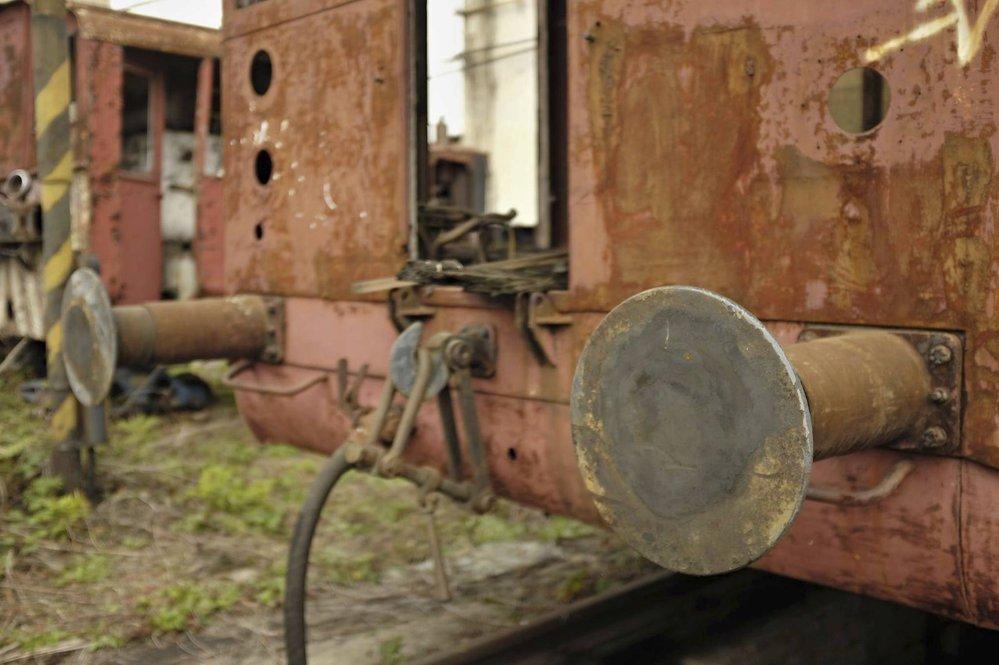 Torza vlaků stojí na brněnském dolním nádraží