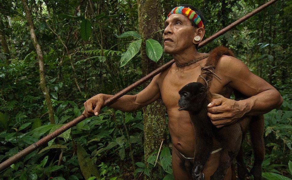 """""""Během mého života jsem byl svědkem masivního úbytku domorodých kultur a jejich vědomostí. Postupně se stáváme jedním homogenizovaným celkem. To je pro mě znepokojivé,"""" uvedl na svých stránkách Pete Oxford."""