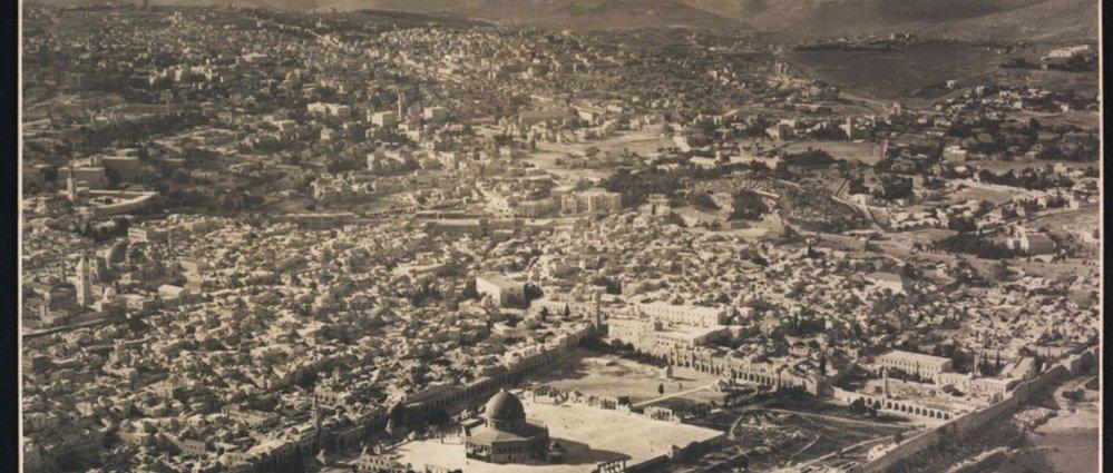 Staré město v Jeruzalémě