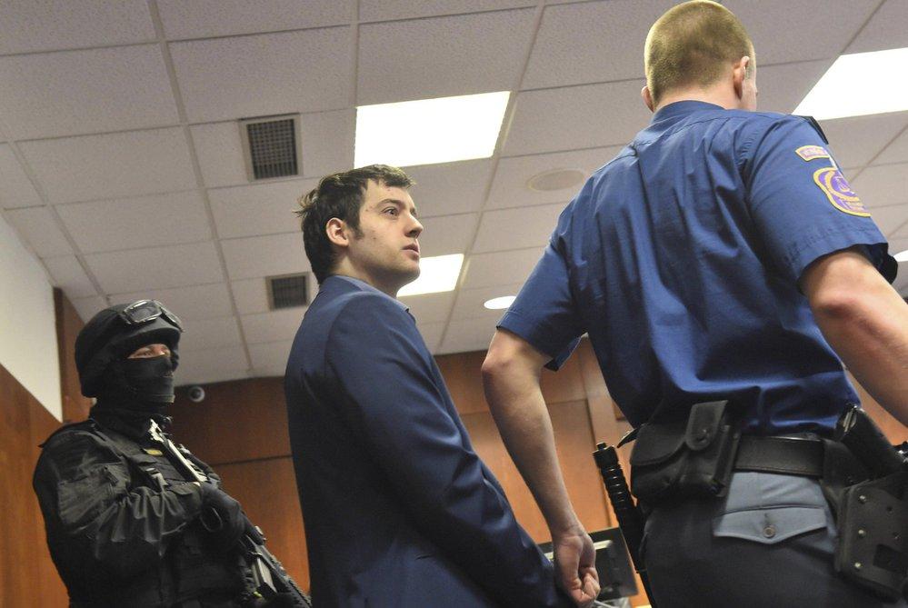 U Vrchního soudu v Olomouci začal odvolací soud s Kevinem Dahlgrenem
