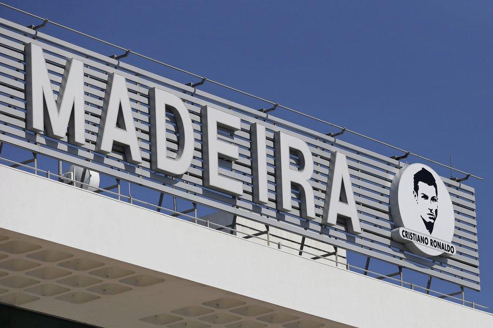 Letiště v Madeiře se nyní jmenuje po slavném fotbalistovi