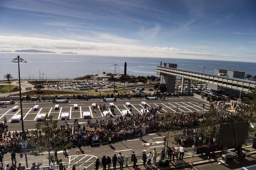 Letiště v Madeiře se nyní jmenuje po Cristianu Ronaldovi