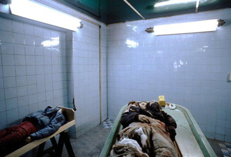 Děti, které zabily střepiny v zimě 1994