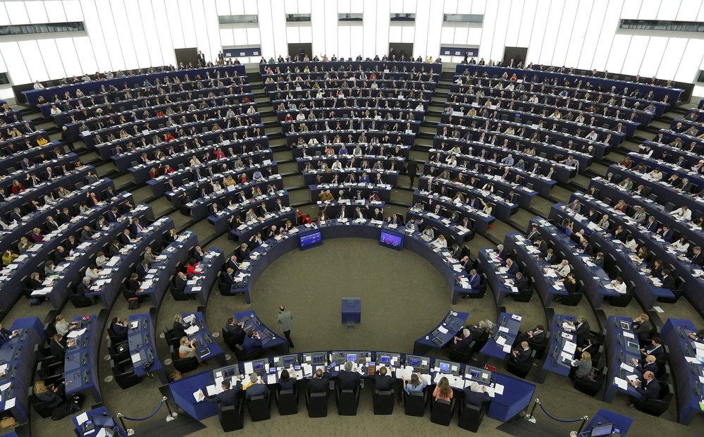 Evropský parlament při jednání o prioritách brexitu