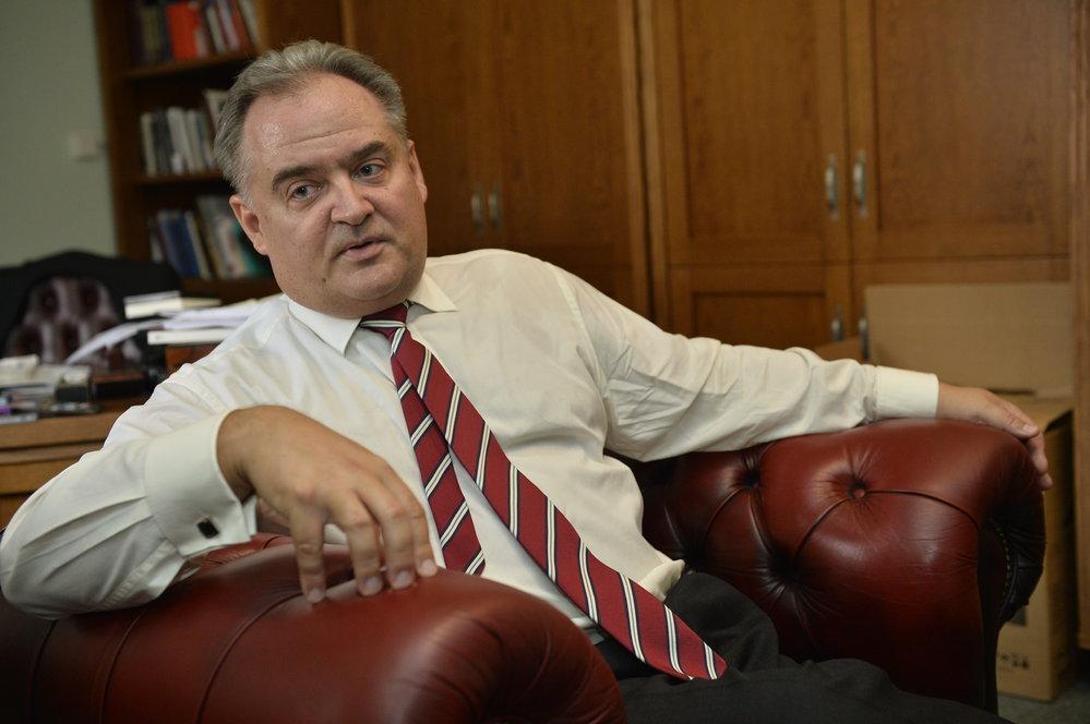 Právník Aleš Rozehnal.