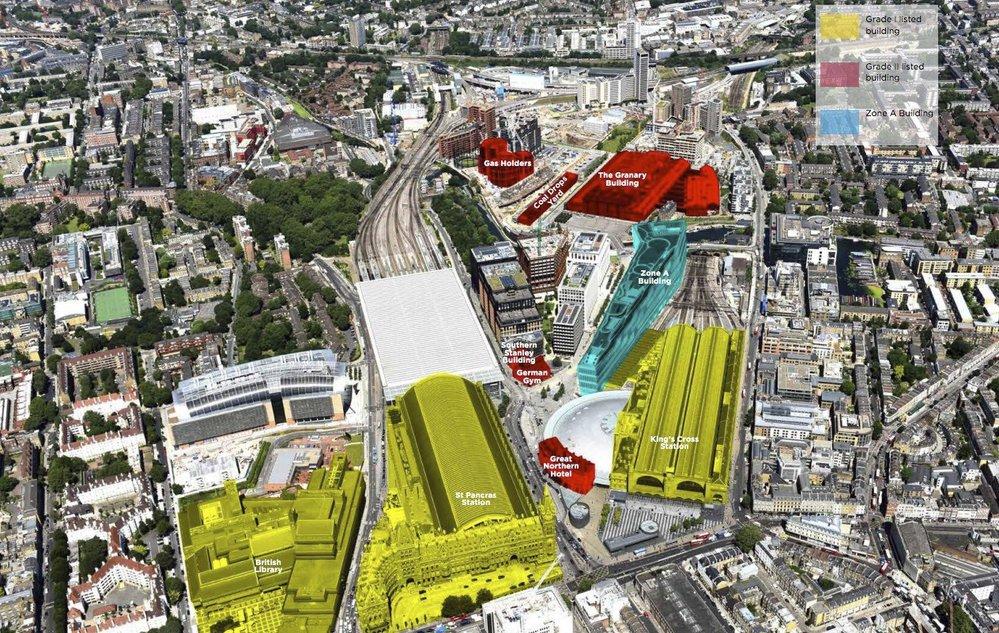 Centrála Googlu v Londýně