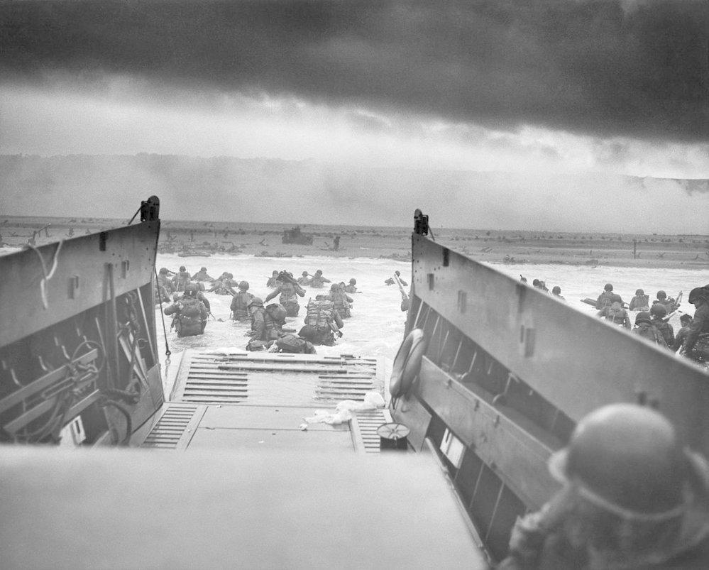 6. června 1944 začala v Normandii spojenecká ofenziva